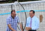 Se inauguró proyecto de agua en la comunidad de Playa Seca – El Piedrero, cantón La Troncal
