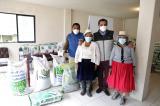 Prefectura del Cañar entrega insumos agrícolas a productores lecheros de Pindilig